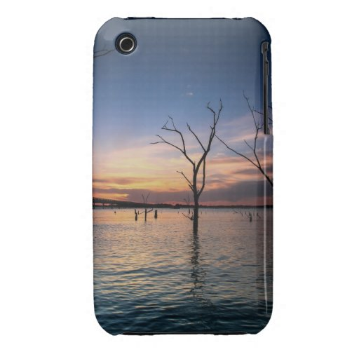 Lake Landscape iPhone 3 Case-Mate Cases