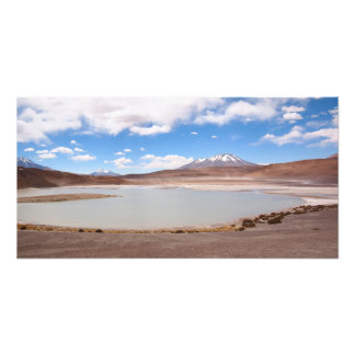 Lake landscape on the Altiplano Photo Print
