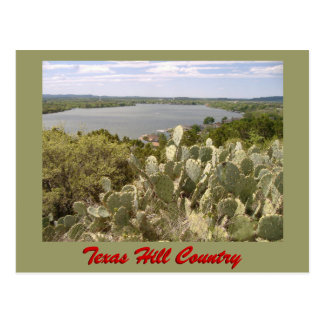 Lake LBJ Postcard