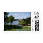 Lake Le-Aqua-Na Stamp