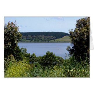 Lake Leake Card