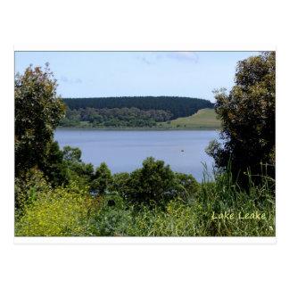 Lake Leake Postcard