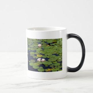 lake lenape,Delaware Water Gap, Pa 11 Oz Magic Heat Color-Changing Coffee Mug
