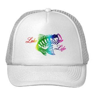 Lake Life Bass Trucker Hat