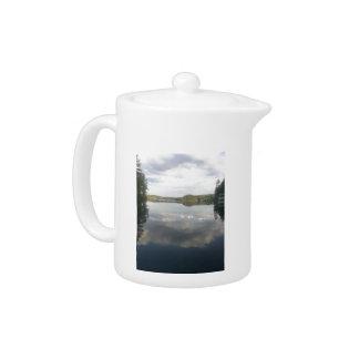 Lake Life in Wedowee Teapot