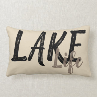LAKE LIFE LUMBAR PILLOW