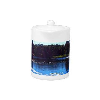 Lake Lilly 2 Teapot