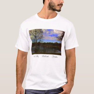Lake Lilly Maitland Florida T-Shirt