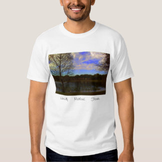 Lake Lilly Maitland Florida Tshirts