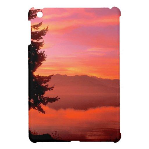 Lake Living Waters Hood Canal iPad Mini Case