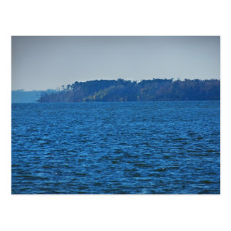 Lake Livingston postcard