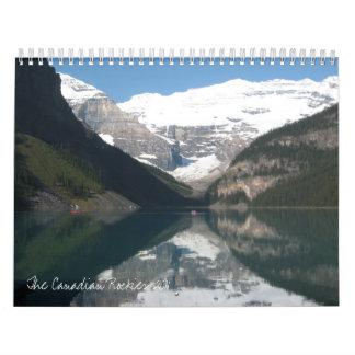 Lake Louise 021 (2), los Rockies canadienses 2011 Calendario De Pared