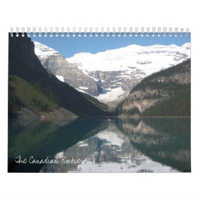 Lake Louise 021 (2), The Canadian Rockies 2011 Wall Calendars