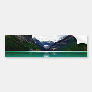 lake-louise-1747328 bumper sticker