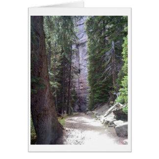 Lake Louise, 2 Card