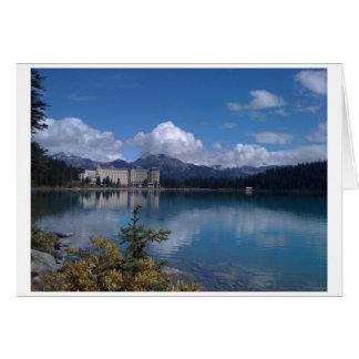 Lake Louise, 3 Card