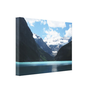 Lake Louise, Alberta Canvas Print