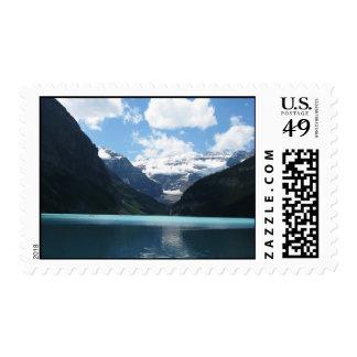 Lake Louise, Alberta Postage