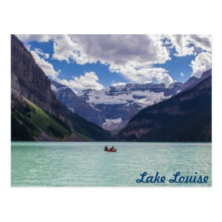 Lake Louise Alberta Postcard