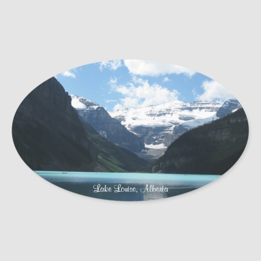 Lake Louise, Alberta Stickers