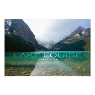 Lake Louise Banff Arte Fotografico