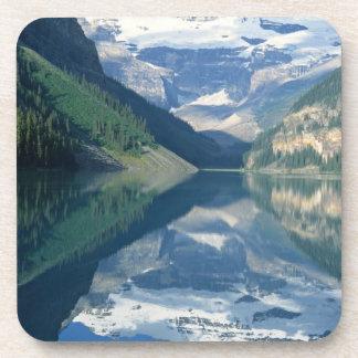 Lake Louise, Banff National Park, Alberta, Beverage Coaster
