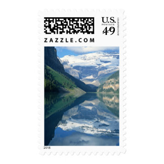 Lake Louise, Banff National Park, Alberta, Stamps