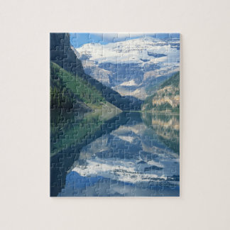 Lake Louise, Banff National Park, Alberta, Puzzle