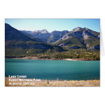 Lake Louise, Banff National Park Canada Cards