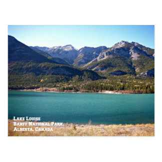 Lake Louise, Banff National Park Canada Postcard