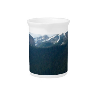 Lake Louise Canada Drink Pitcher