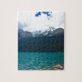 Lake Louise Canada Jigsaw Puzzle