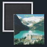 "Lake Louise, Canada Magnet<br><div class=""desc"">Lake Louise Canada</div>"