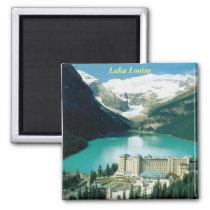 Lake Louise, Canada Magnet