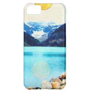 Lake Louise Canadian Rockies art iPhone 5C Cover