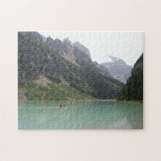 Lake Louise Jigsaw Puzzle