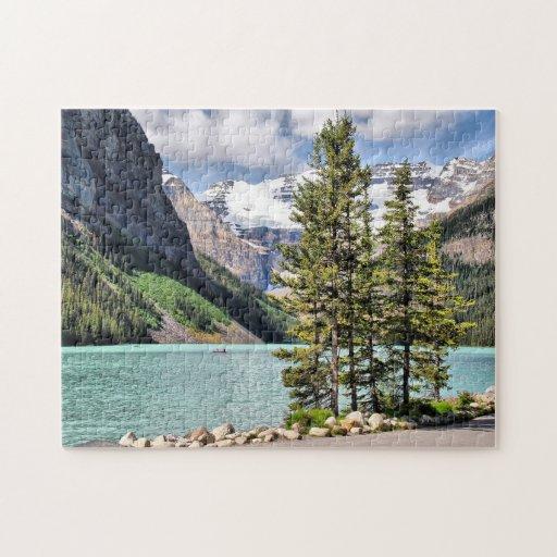 Lake Louise Large Photo Puzzle