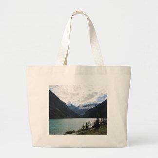 Lake Louise Large Tote Bag