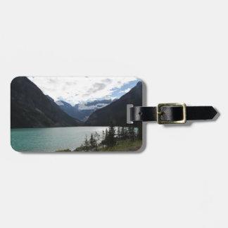 Lake Louise Luggage Tag