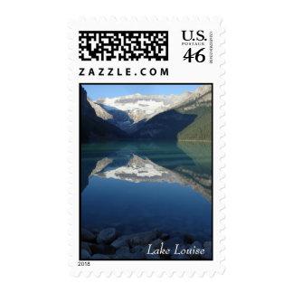 Lake Louise Postage Stamps