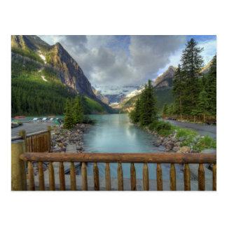 Lake Louise Postcard