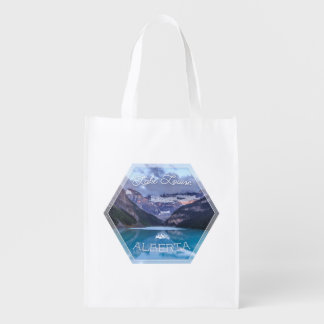 Lake Louise Series 02 Grocery Tote