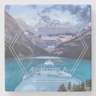 Lake Louise Series 02 Marble Coaster