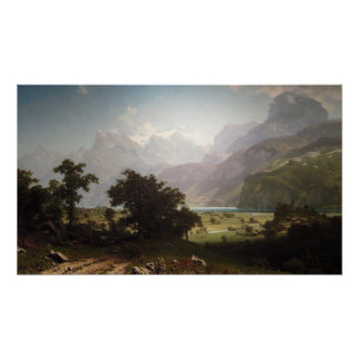 Lake Lucerne Posters