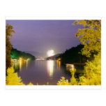 lake lure fireworks post cards
