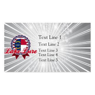 Lake Lure, NC Business Card Template