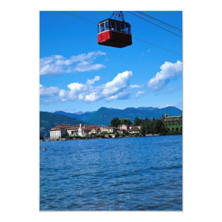 Lake Maggiore from Stresa with cable car, Italy Invites