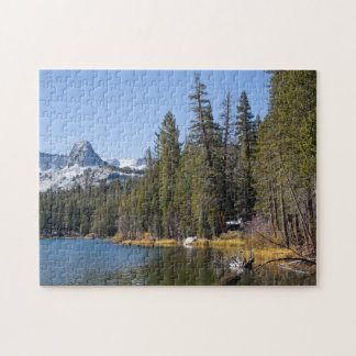 Lake Mamie and Crystal Crag Jigsaw Puzzle