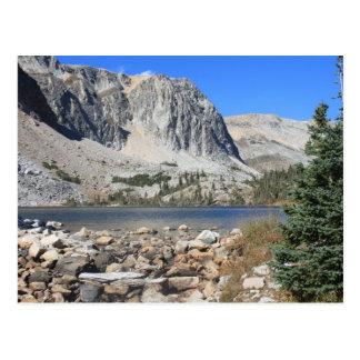 Lake Marie Snowy Range Post Cards