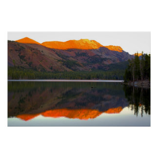 Lake Mary Reflection Print